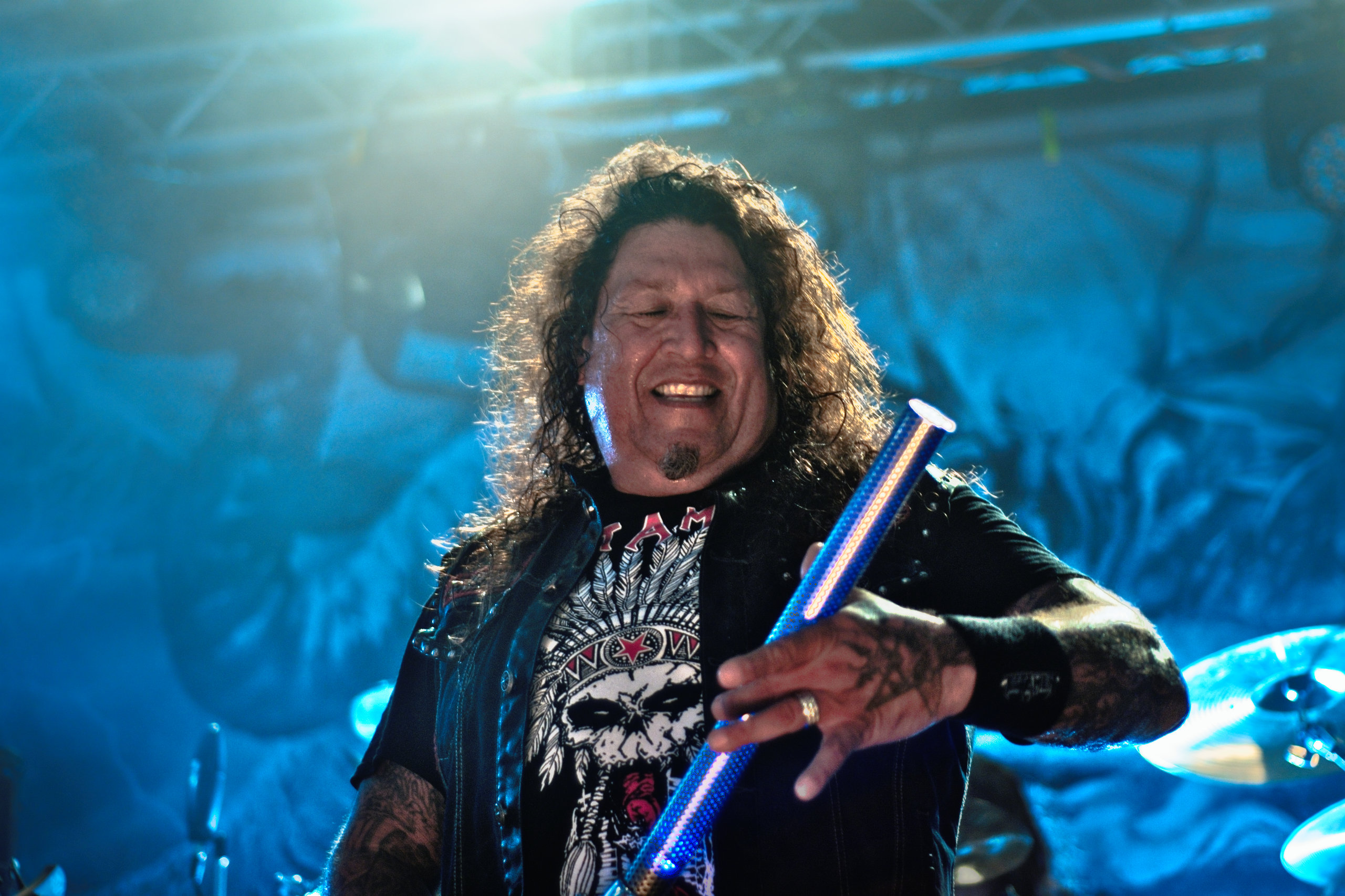 Testament_live in Cottbus-Chuck Billy