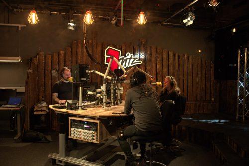 Kreator-Stahlwerk - Studio Radio Fritz
