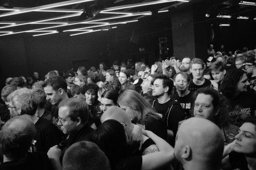 "Kreator – Record Release Show – Berlin ""Musik & Frieden"" 26.01.2017"
