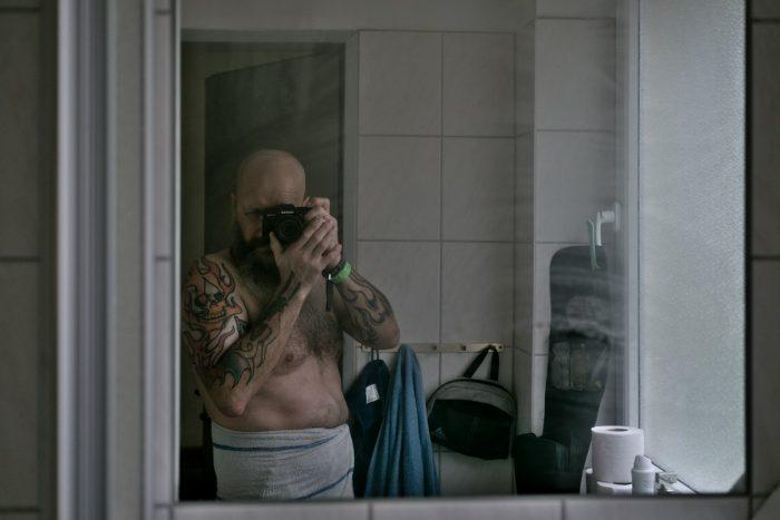 frostfeuernächte 2018 impressionen -badezimmer-selfie