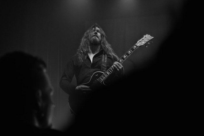 Satyricon live in Dresden - Gitarrist Steinar Gundersen