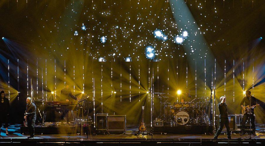 die band tears for fears live auf der großen bühne des tempodrom berlin