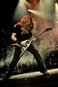 Megadeth 2009